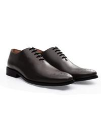 Brown Premium Wholecut Oxford alternate shoe image