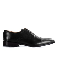 same color Half Brogue Derby shoe image