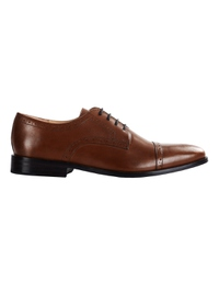 same style Coffee Brown shoe image