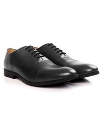 Gray Toecap Oxford alternate shoe image