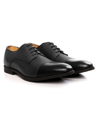 Gray and Black Toecap Derby alternate shoe image