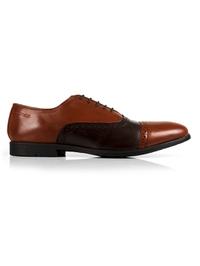 same style Tan shoe image