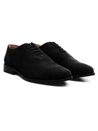 Black Premium Wholecut Oxford alternate shoe image