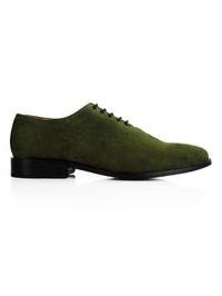same style Dark Green shoe image
