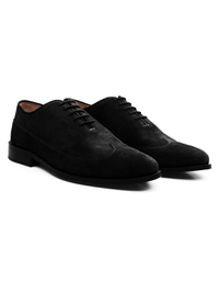 Black Premium Wingtip Oxford alternate shoe image