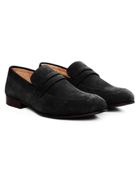 Black Premium Apron Halfstrap Slipon alternate shoe image