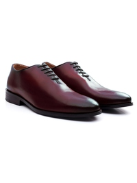 Oxblood Premium Wholecut Oxford alternate shoe image