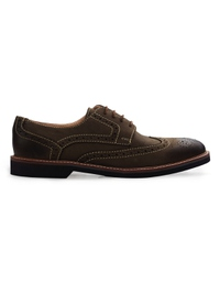 Brown Outdoor Full Brogue main shoe image