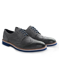 Gray Outdoor Full Brogue alternate shoe image