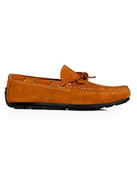same color Boat Moccasins shoe image