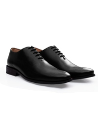 Black Premium Wholecut Oxford alternate shoe image