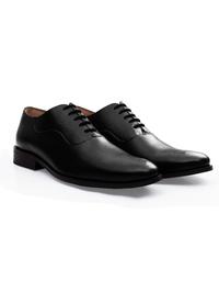 Black Premium Eyelet Wholecut Oxford alternate shoe image