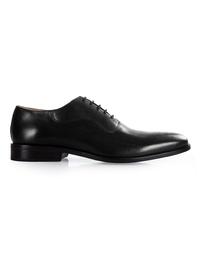 Black Premium Eyelet Wholecut Oxford main shoe image